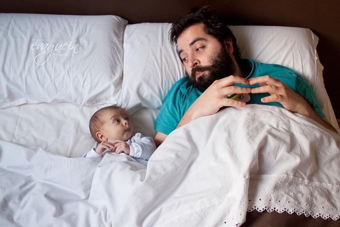 25 Belas Fotos que revelam o amor entre pai e filho