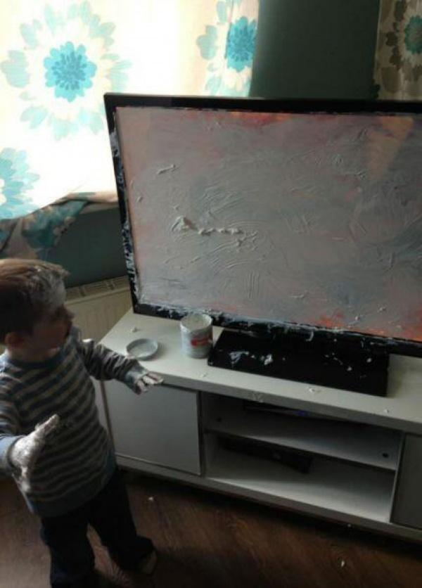 20 Fotos que comprovam o quanto ter filhos pode ser divertidos