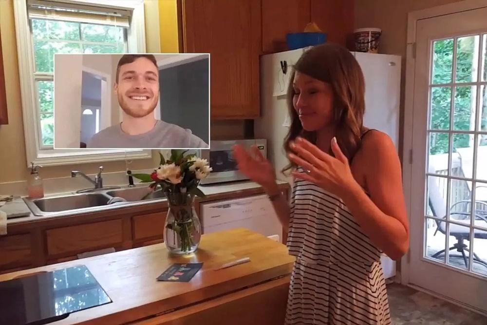 Com vasectomia, marido descobre gravidez da esposa antes dela e surpreende