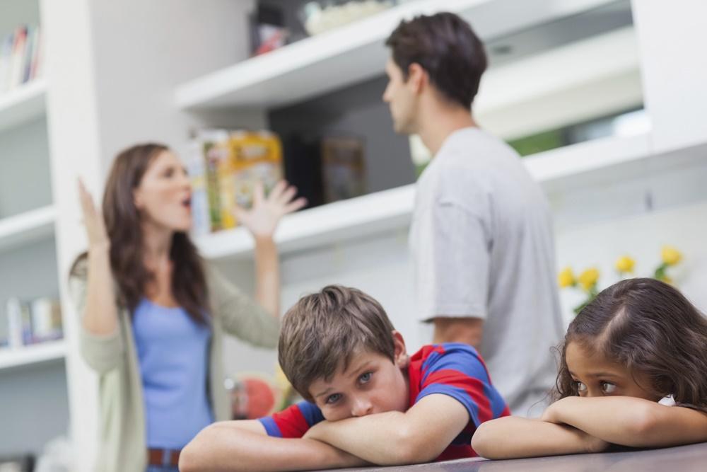 Filhos seguem os hábitos de relacionamento das mães